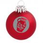 Weihnachtskugeln mit Bembel Design