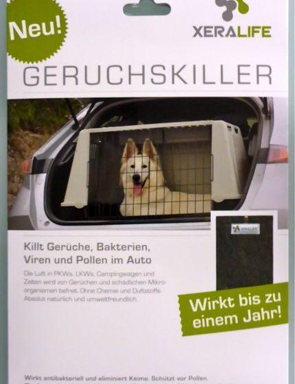XERALIFE Geruchskiller  Killt Gerüche, Bakterien, Viren und Pollen im Haus und Auto.  #Xeralife #Geruchskiller #antibakteriell