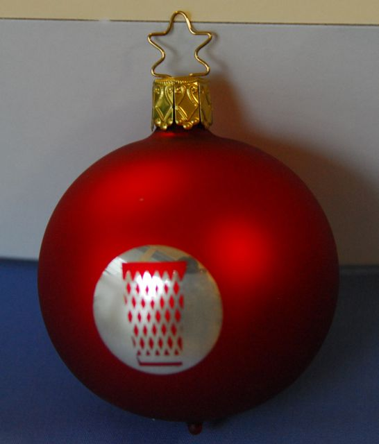 Hessische Weihnachtskugeln