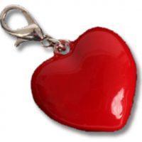 Rotes Valentinsherz äHerzen