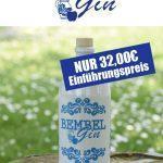 Bembel Gin in Designflasche mit Bembelschwung