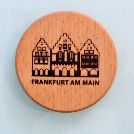 Frankfurter Römer - Apfelwein Deckelsche aus Holz