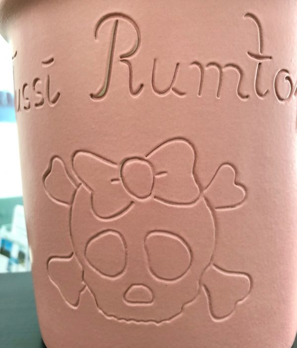 TUSSI RUMTOPF in rosa