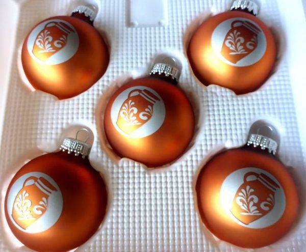 Hessische Weihnachtsdekoration #Hessisch #EiGude