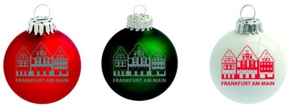 Der Frankfurter Römer - Frankfurt Gift Shop