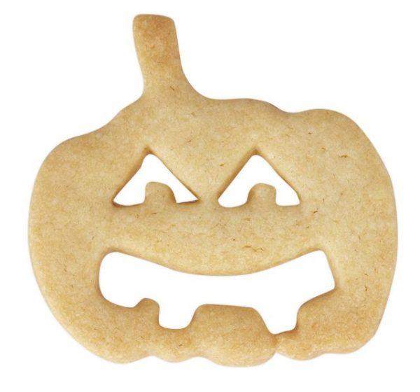 Kürbis Plätzchen - Halloween Plätzchenausstecher