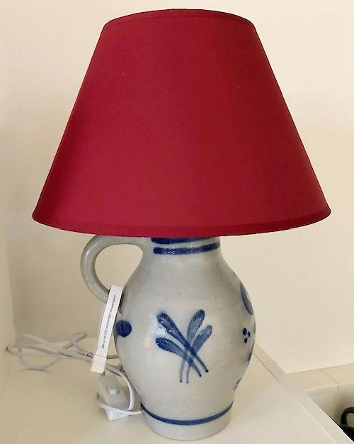Bembel Lampe #Wohnkultur #Bembellampe