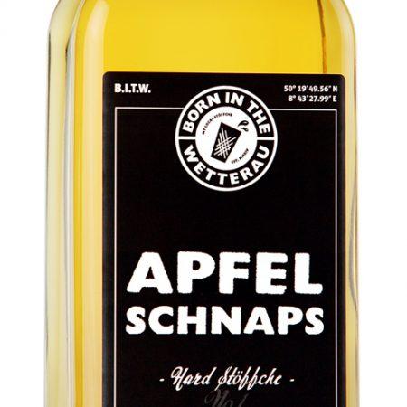 Apfelschnaps -Born in the Wetterau