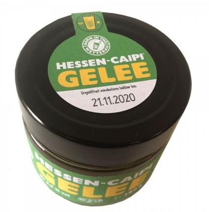 Hessen-Caipi Gelee