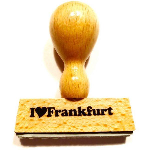 Frankfurt Stempel - Stempel Set