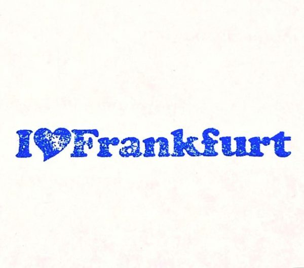 Der Stempel Shop Frankfurt #FFMCity