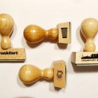 Frankfurt Stempel Set #BembelShop #StempelShop
