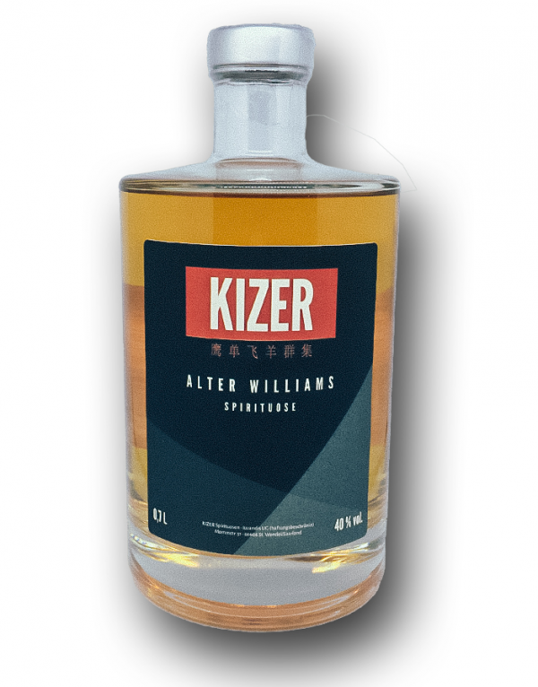 KIZER ALTER WILLIAMS BRAND