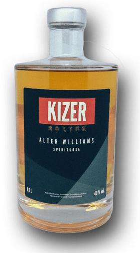 KIZER - Alter Williams Brand