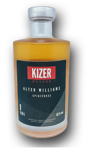 ALTER WILLIAMS - KIZER DRINKS
