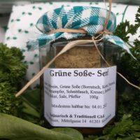 Hessische Spezialitäten #GrüneSoßeSenf