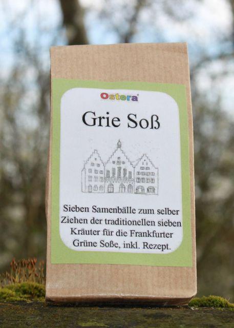 GRIE SOSS - Frankfurter Spezialitäten Shop