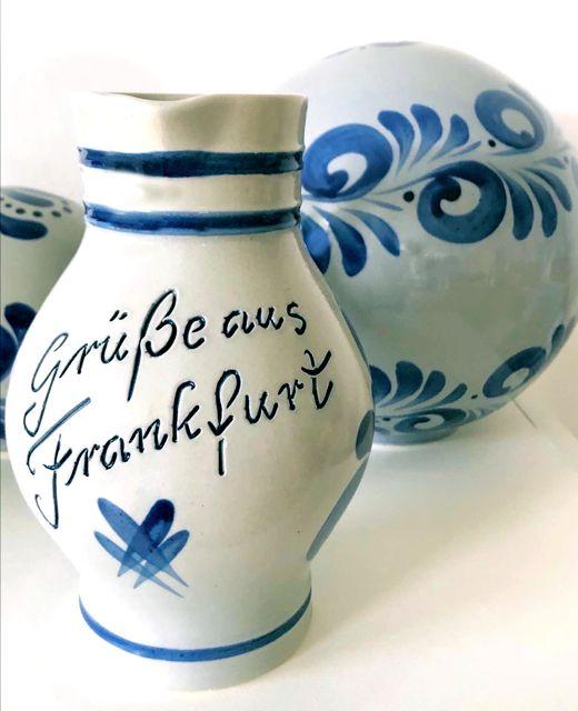 Apfelwein Bembel - Grüsse aus Frankfurt #Bembelkaufen