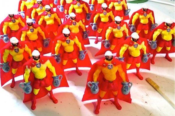Hessische Superhelden #Bembelmän