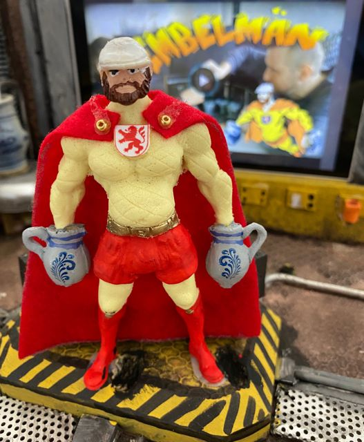 Bembelmän - Hessischer #Superheld