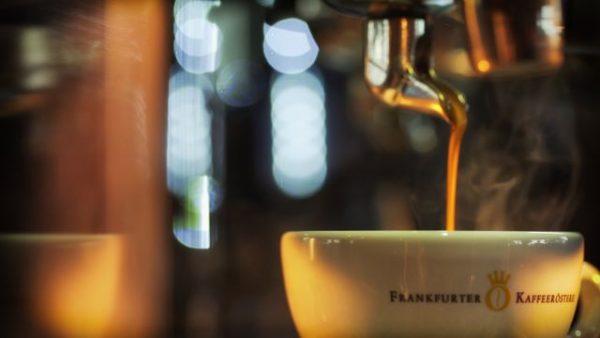 Frischer Espresso - Frankfurt Kaffee