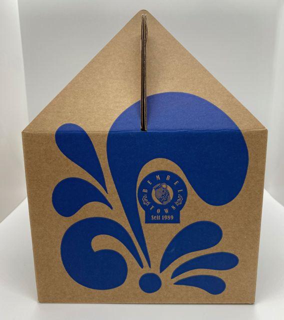 Verpackungsdesign Bembel Design