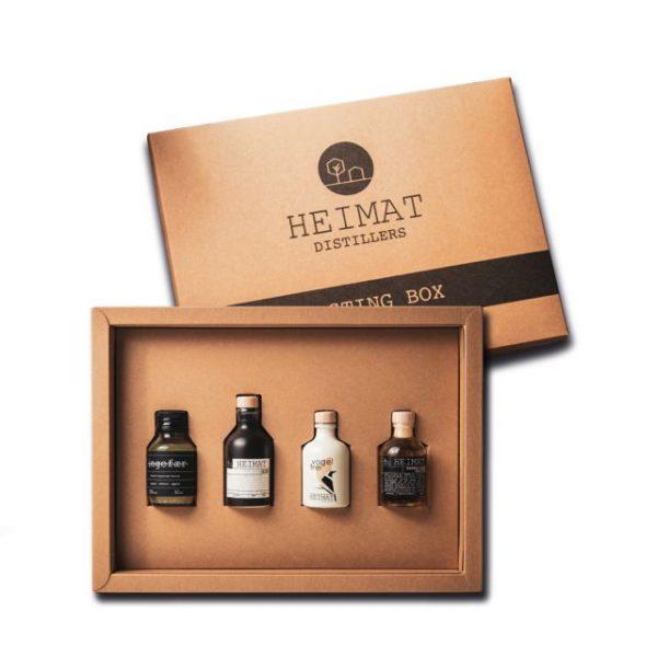#HEIMATGIN Home-Tasting Box