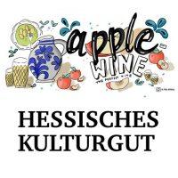 #HessischesKulturgut #Apfelwein #Cider